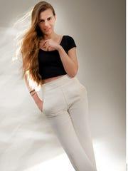 Amparo Barcia interpretó a Sasha en la serie de Luis