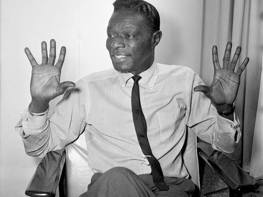 Nat King Cole lived in Montgomery until he was 4 when