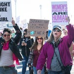 Photos: Women's March returns to Delmarva