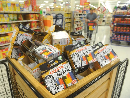 Several Weis Markets in the area have begun to sell