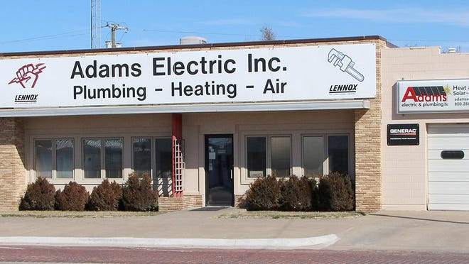 Adams Electric Inc. will soon have a new sign above their door as they change ownership to Eck Electric. The change is effective immediately with Eck Services keeping the same staff as Adams Electric Inc. had employed.