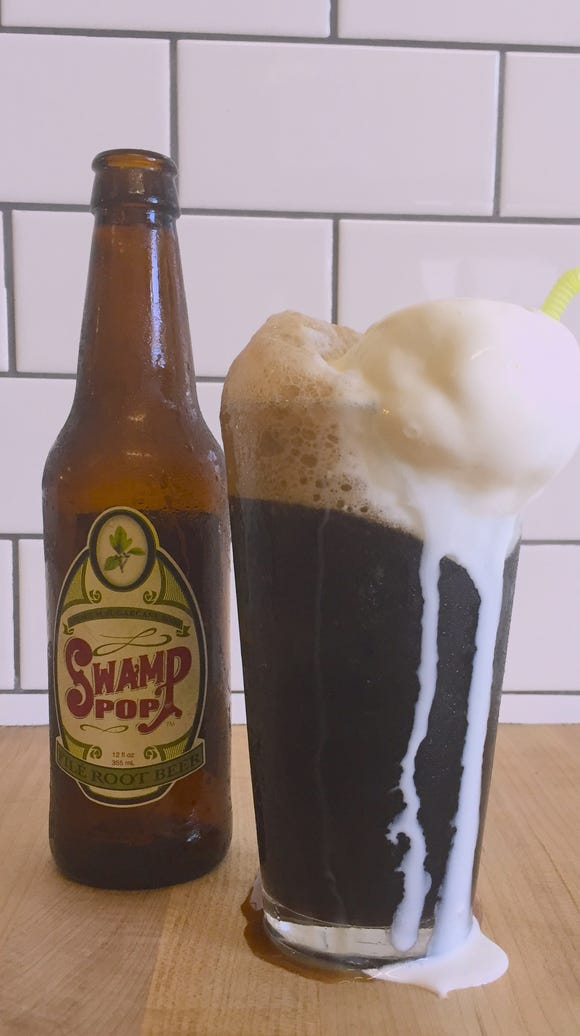 Pop's Poboys is offering a special root beer float