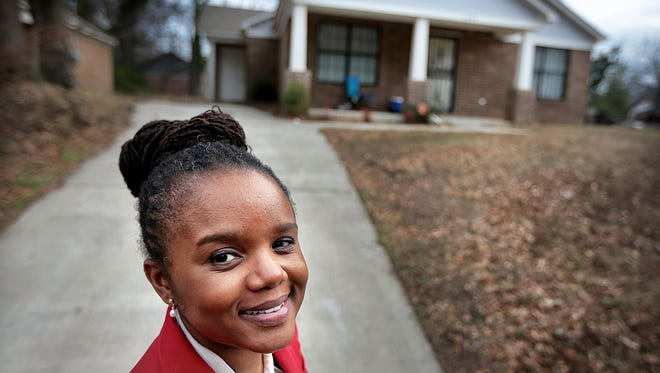 Roshun Austin is executive director of The Works Inc., a South Memphis nonprofit that is building, rehabbing and selling homes under $50,000 to low-income Memphians.