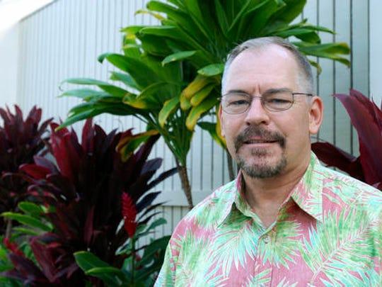 Electoral College elector John Bickel, a Hawaii Democrat,