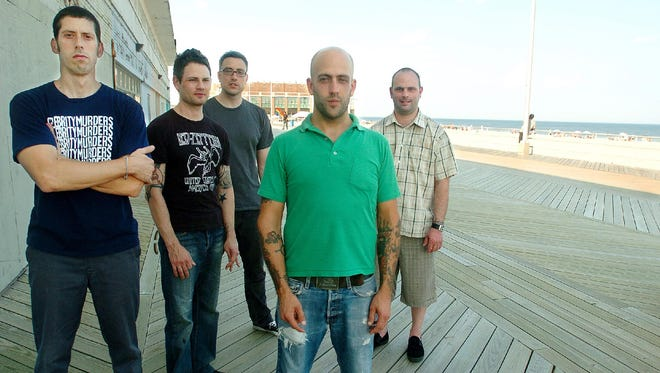 New Brunswick native band Lifetime will play Sunday at the festival in Asbury Park.
