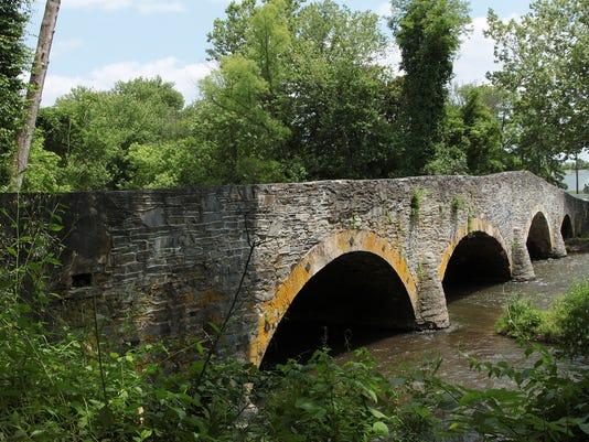 Slate Hill Road bridge