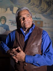 Navajo Ministries President Raymond Dunton was born and raised in southern California, but he and his wife moved to the Four Corners in 1998.