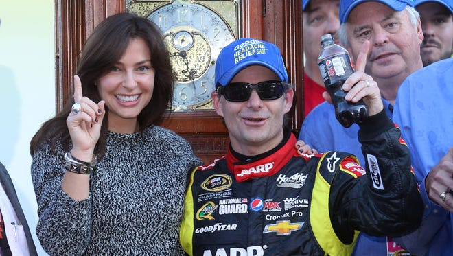Jeff Gordon Can Revel In Crowd Noise Again