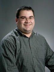 Zack Kucharski, Cedar Rapids Gazette executive editor