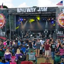 A little less rock: No Halfway Jam this summer