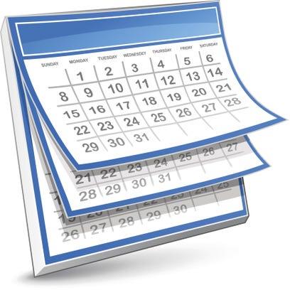 Calendar for March 26