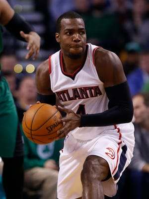 Paul Millsap and the Hawks have won 10 in a row and 24 of 26.
