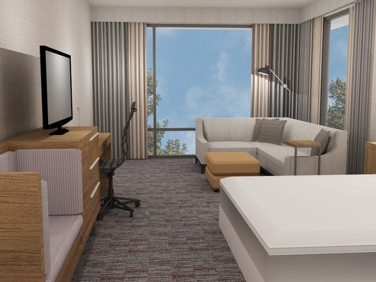 The new Revel hotel in Urbandale will replace the Sleep