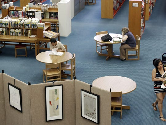 Salem taxpayers will decideNov. 7 whether to pay for$18.6 million in library upgrades aimed, in part,at making the buildingearthquake-resistant and compliant with the Americans with Disabilities Act