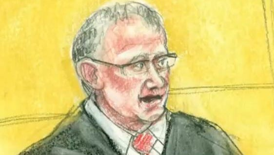 sketch by Maggie Keane Sheriff Joe Arpaio?s attorneys filed a motion to get U.S. District Judge G. Murray Snow (above) removed from a racial-profiling case. Attorneys for Sheriff Joe Arpaio filed a motion on May 22, 2015 to get U.S. District Judge G. Murray Snow removed from a case involving the Sheriff's Office.