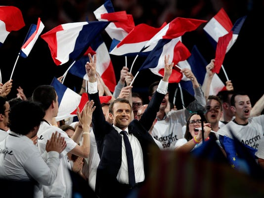 EPA (FILE) FRANCE PHOTO SET PRESIDENTIAL ELECTIONS POL ELECTIONS FRA