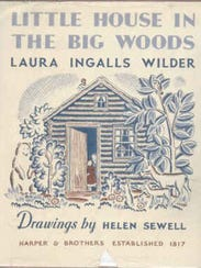 fresh13 - Little House in the Big Woods by Laura Ingalls