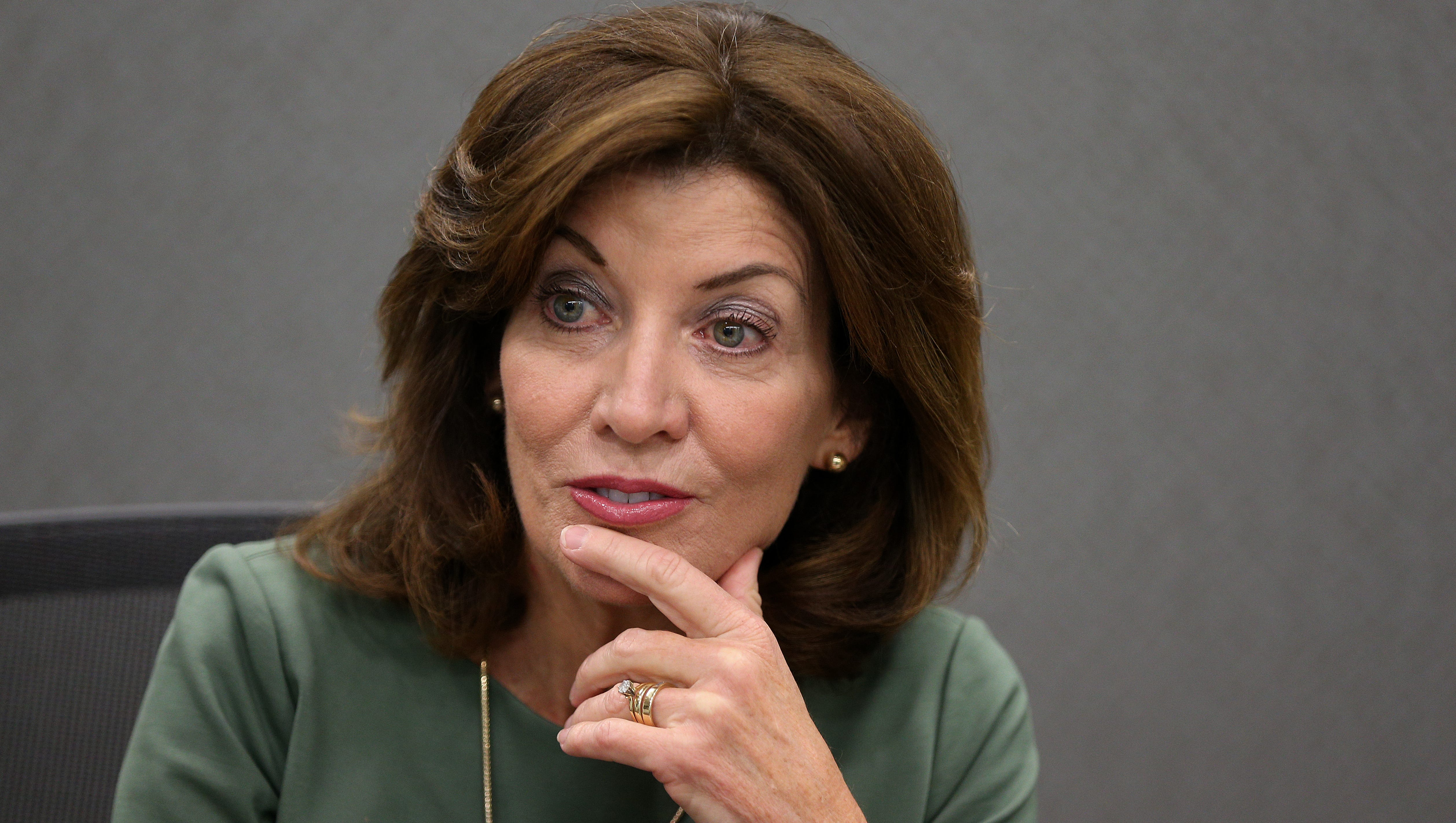 Kathy Hochul: 5 things to know about New York's next governor