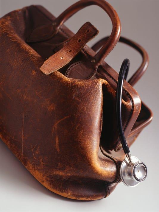 Medical doctor's bag