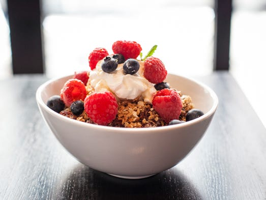 The benefits and beauty of breakfast bowls