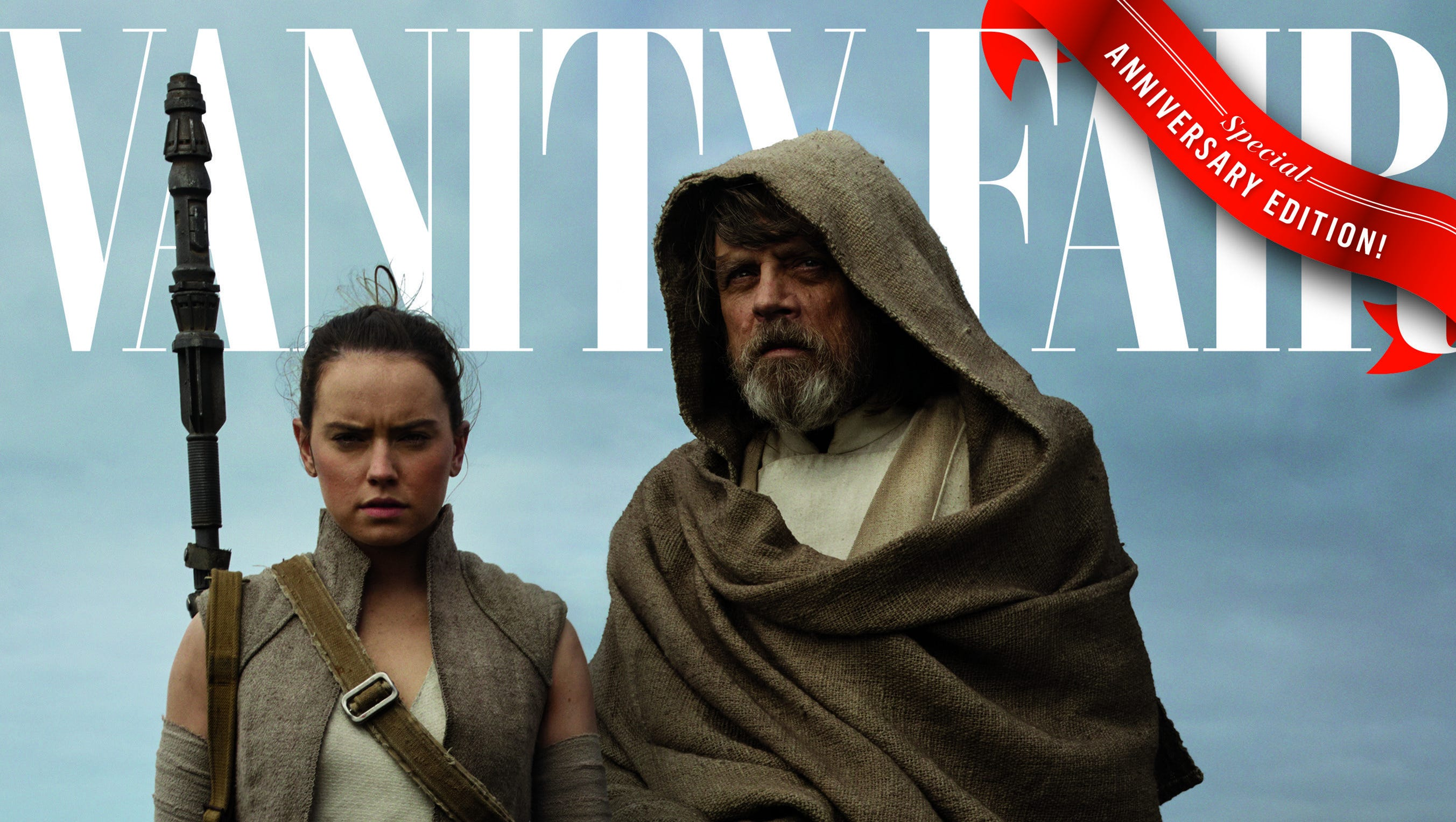Star Wars The Last Jedi What We Learned From Vanity Fair Cover