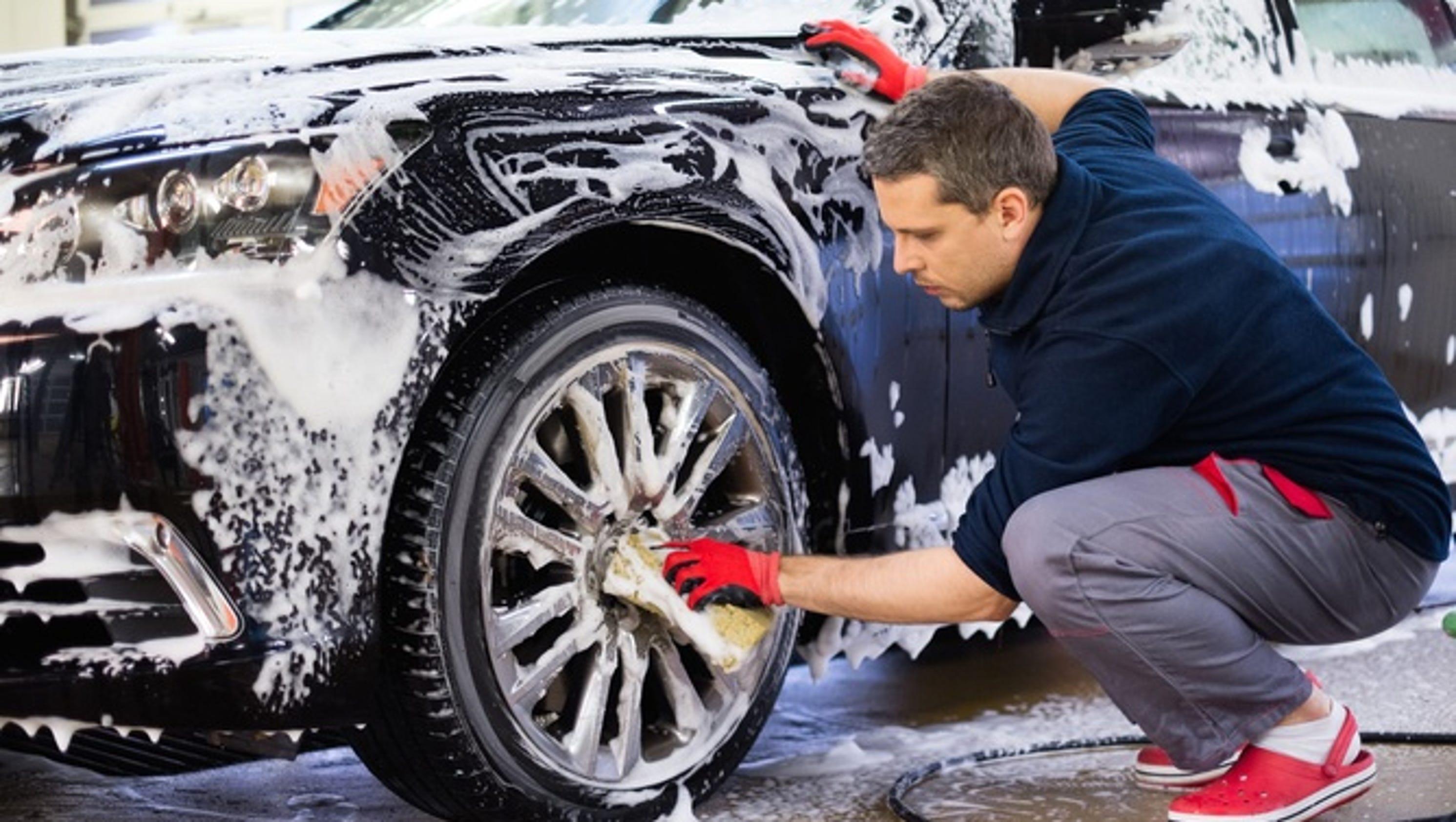 Car Wash In Wilmington Delaware
