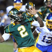 In 2011, Indian River quarterback Jamie Jarmon rushed for 1,428 yards and 29 touchdowns and completed 124 of 208 passes for another 2,151 yards and 24 touchdowns.