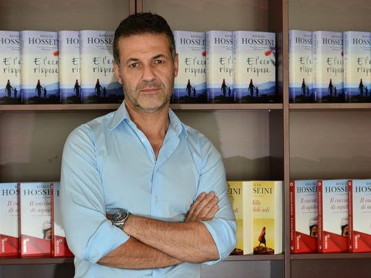 Khaled Hosseini will speak on March 6 on Clowes Hall.