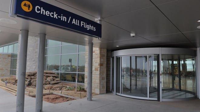 The Wichita Falls Regional Airport has cancelled flights to and from Dallas-Fort Worth for Wednesday due to weather.