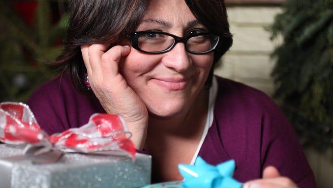 Georgia Kovanis, Detroit Free Press shopping and style writer.