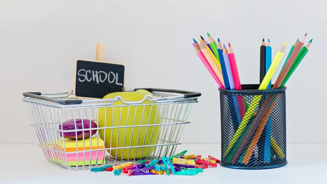 Ease back into the school year by preparing early. Get your supplies and new uniforms ready to go.