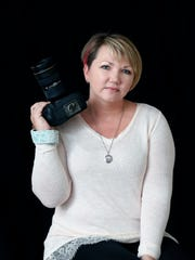 Nicole Aldridge helps grieving families deal with the