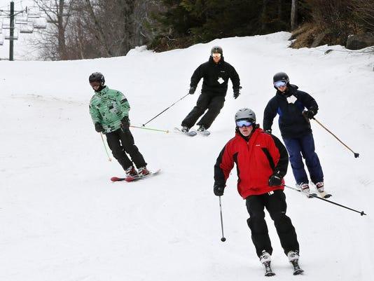 Ski Season Wrap