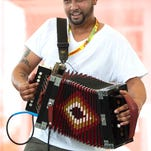Cedryl Ballou and the Zydeco Trendsetters kick off the fall season of Oil Center After Hours Wednesday.