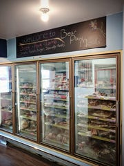 Bear Paw Meats started out as Chinook Meats when the Bucks purchased it in 2005.