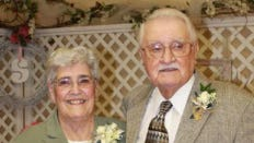 Charles and Helen Simon of Mansura have been married 73 years. They were honored recently by the Louisiana Family Forum as being among the Top Ten longest-married couples in Louisiana.