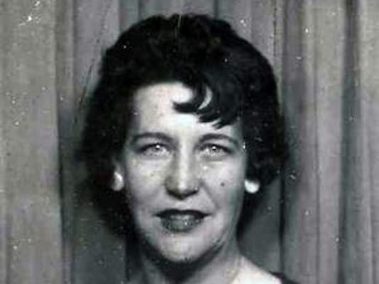 Cold Case - Ruby Dean Moore