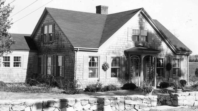Marion's Historic Buildings: 370 Delano Road.