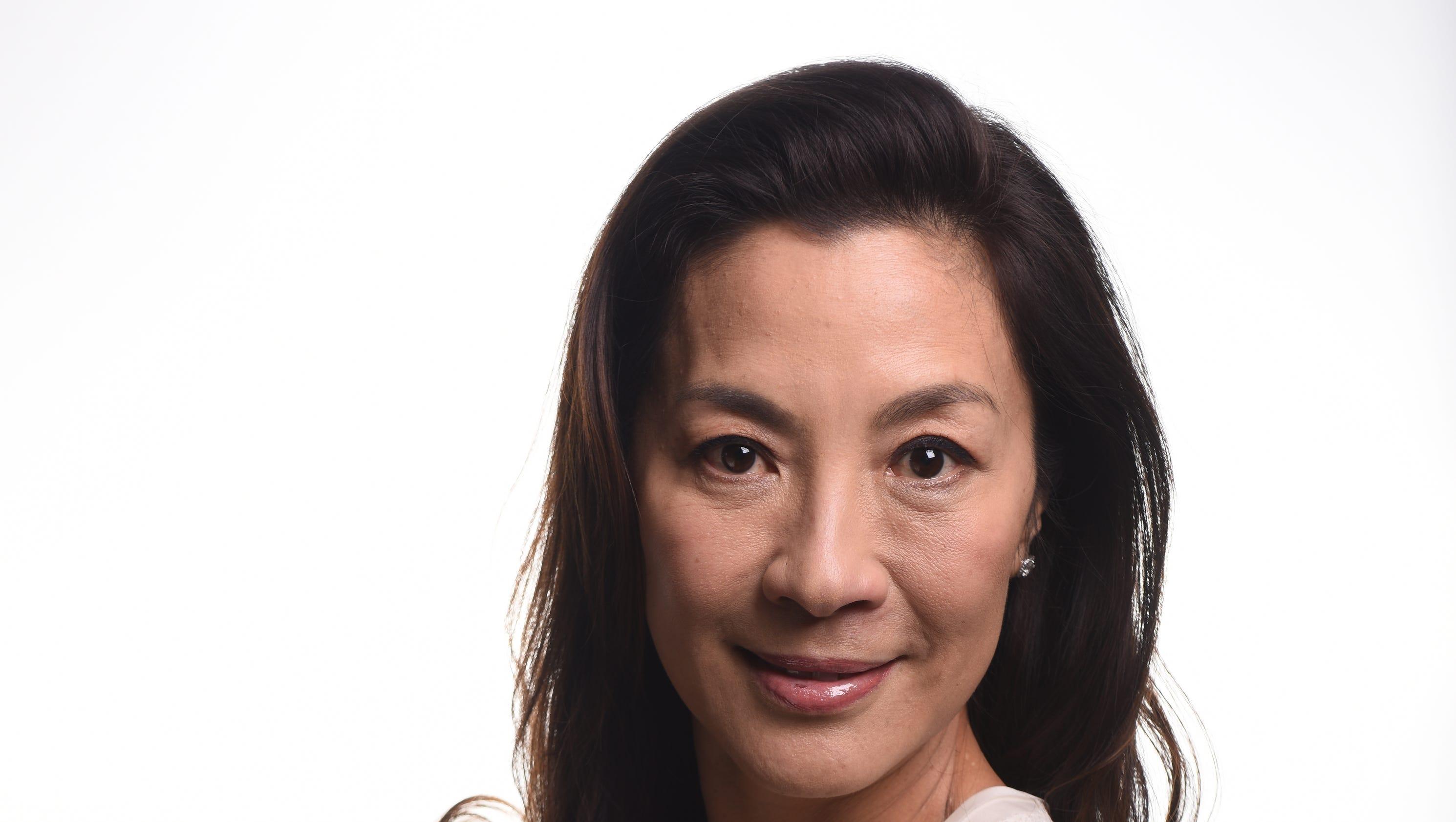 Michelle Yeoh Flies Back To Crouching Tiger Hidden Dragon