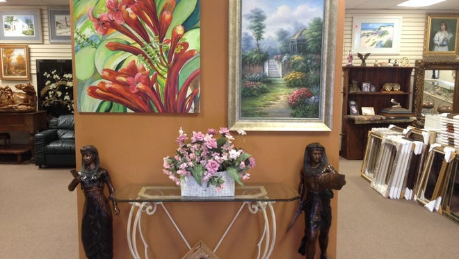 Sunshine Galleries of Fort Myers is celebrating its 30th anniversary on Sep.18.