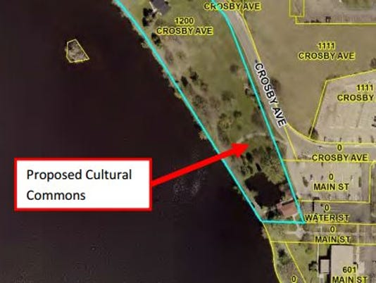 Cultural commons map