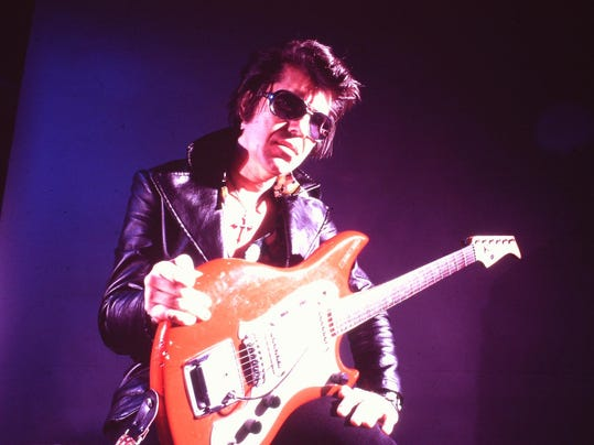Music icon and father of the power chord Link Wray.