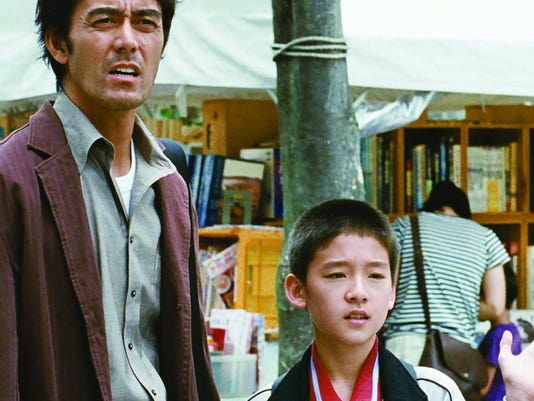 """Hiroshi Abe plays a seedy divorced detective in """"After the Storm."""""""