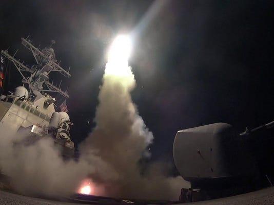 North Korea Syria Airstrike