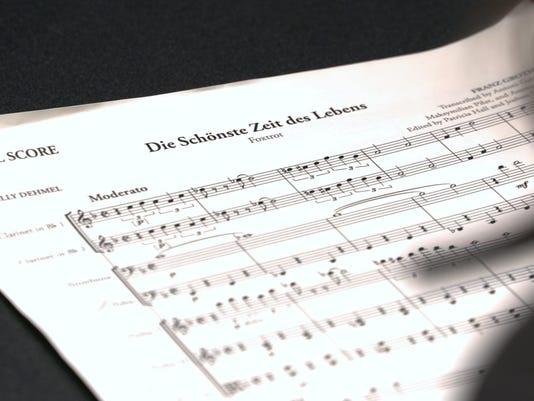 Recovered Music Auschwitz