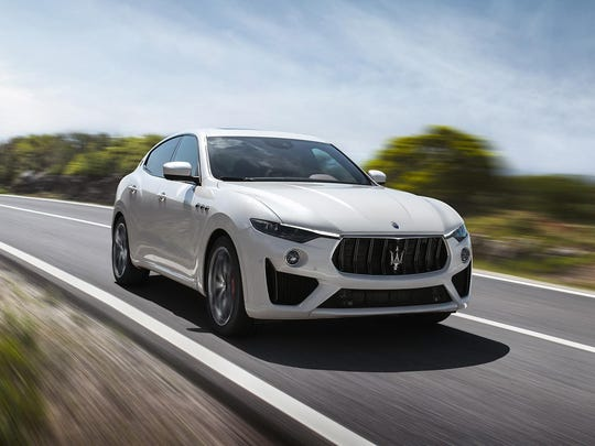 Maserati Levante GTS (Maserati)