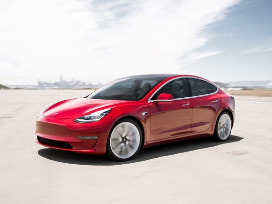 The Tesla Model 3 was named as a Consumer Reports Top Pick for 2020.