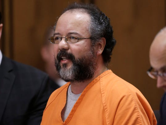Ariel castro speaks during his sentencing phase in cleveland on aug 1
