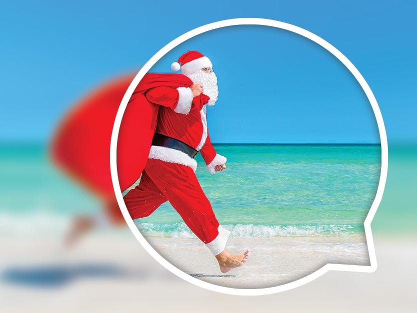 Merry Half Christmas Insiders. Celebrate the special holiday season with a sleigh-load of great deals from Insider.