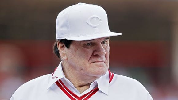 Pete Rose was barred from baseball in 1989 for gambling on the sport.